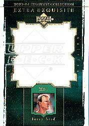 2003-04 Exquisite Collection Extra Exquisite #LB Larry Bird