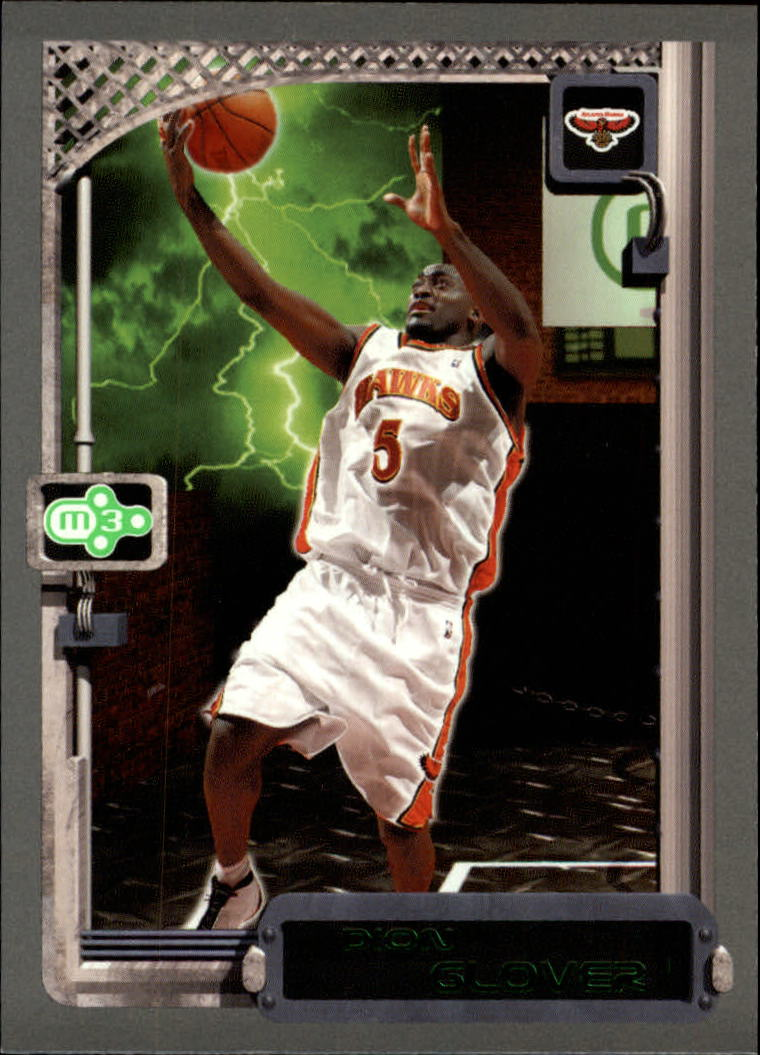 2003-04 Topps Rookie Matrix #91 Dion Glover