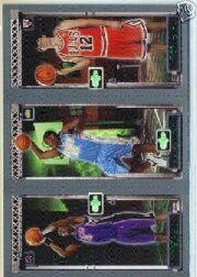 2003-04 Topps Rookie Matrix #BAH Chris Bosh 114 RC/Carmelo Anthony 113 RC/Kirk Hinrich 117 RC