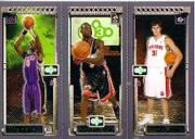 2003-04 Topps Rookie Matrix #BWM Chris Bosh 114 RC/Dwyane Wade 115 RC/Darko Milicic 112 RC