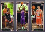 2003-04 Topps Rookie Matrix #WBH Dwyane Wade 115 RC/Chris Bosh 114 RC/Kirk Hinrich 117 RC