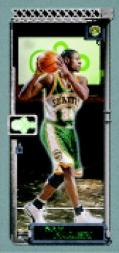 2003-04 Topps Rookie Matrix Minis #7 Ray Allen