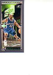 2003-04 Topps Rookie Matrix Minis #36 Jerry Stackhouse
