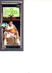 2003-04 Topps Rookie Matrix Minis #39 Dajuan Wagner