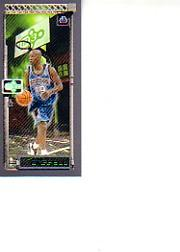 2003-04 Topps Rookie Matrix Minis #52 Sam Cassell