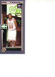 2003-04 Topps Rookie Matrix Minis #66 Scottie Pippen