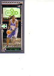 2003-04 Topps Rookie Matrix Minis #79 Antonio McDyess