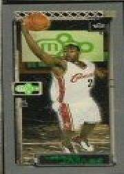 2003-04 Topps Rookie Matrix Minis #111 LeBron James