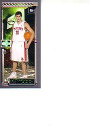 2003-04 Topps Rookie Matrix Minis #112 Darko Milicic