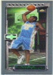 2003-04 Topps Rookie Matrix Minis #113 Carmelo Anthony