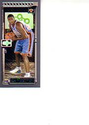 2003-04 Topps Rookie Matrix Minis #119 Mike Sweetney