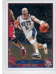 2003-04 Topps Chrome #5 Jason Kidd
