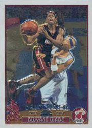 2003-04 Topps Chrome #115 Dwyane Wade RC