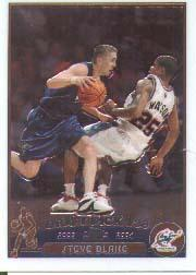 2003-04 Topps Chrome #145 Steve Blake RC