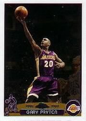 2003-04 Topps Chrome Refractors #20 Gary Payton