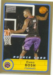 2003-04 Bazooka Parallel #228A Chris Bosh front image