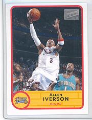 2003-04 Bazooka Mini #3A Allen Iverson