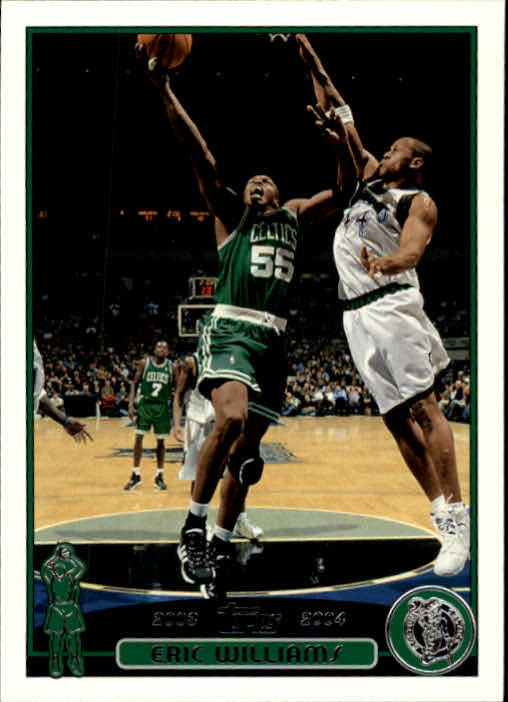 2003-04 Topps #96 Eric Williams