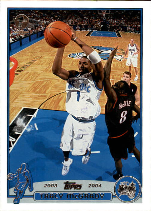 2003-04 Topps First Edition #1 Tracy McGrady