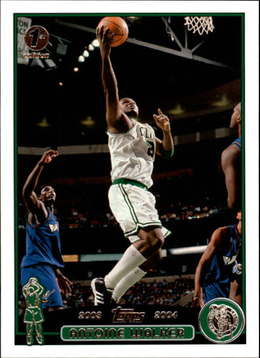 2003-04 Topps First Edition #8 Antoine Walker