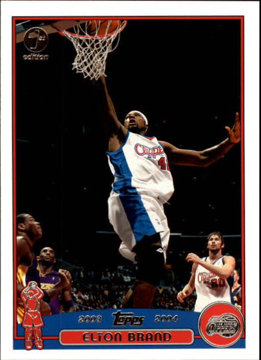 2003-04 Topps First Edition #42 Elton Brand