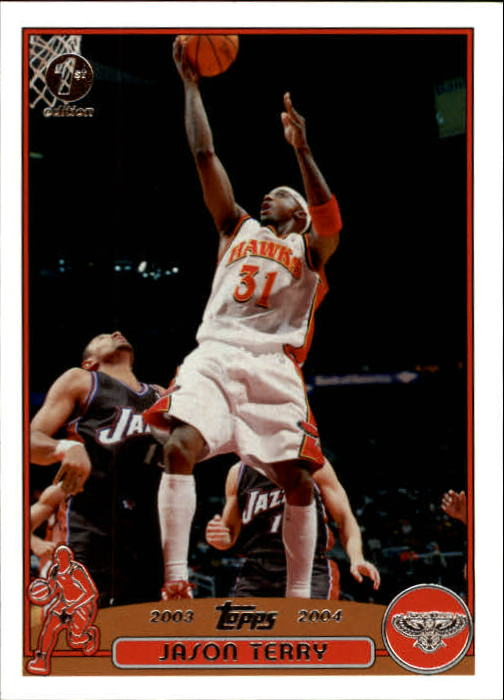 2003-04 Topps First Edition #45 Jason Terry