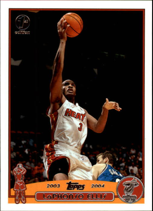2003-04 Topps First Edition #64 LaPhonso Ellis