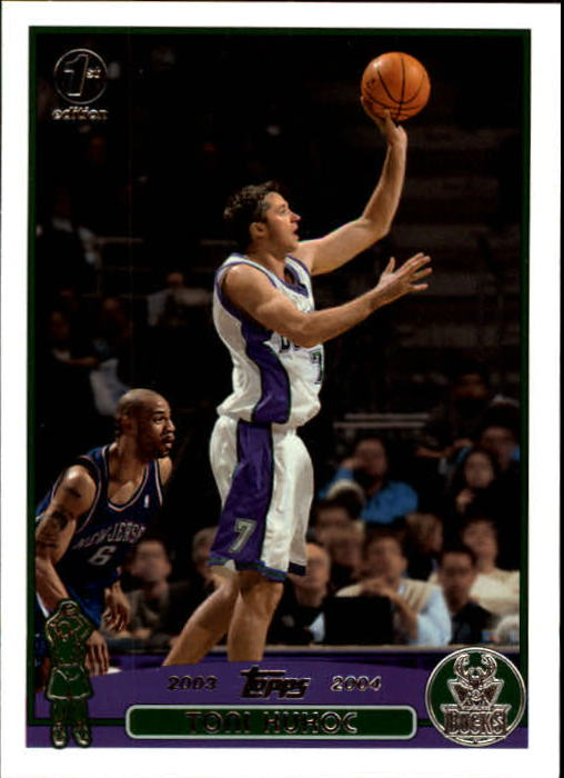2003-04 Topps First Edition #65 Toni Kukoc