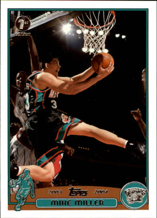 2003-04 Topps First Edition #66 Mike Miller