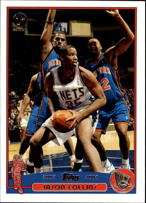 2003-04 Topps First Edition #75 Jason Collins