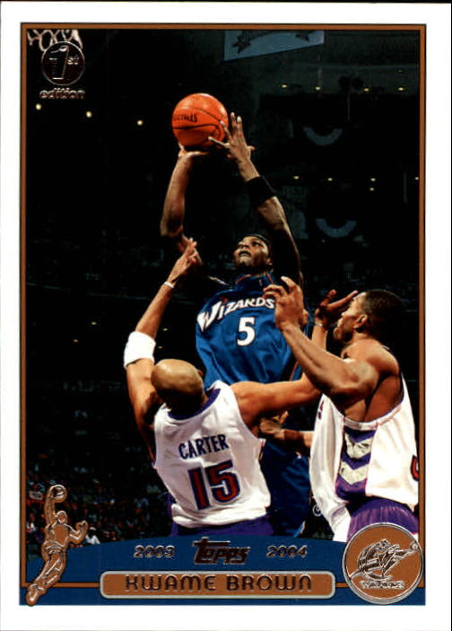 2003-04 Topps First Edition #94 Kwame Brown
