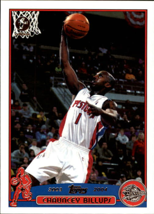 2003-04 Topps First Edition #99 Chauncey Billups