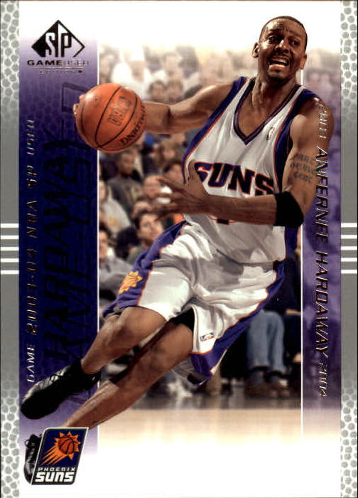 2003-04 SP Game Used #71 Anfernee Hardaway