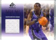 2003-04 SP Game Used #79 Chris Webber JSY