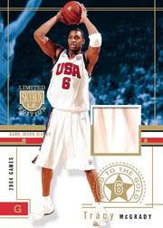 2003-04 SkyBox LE Championship MettLE #RGTM Tracy McGrady