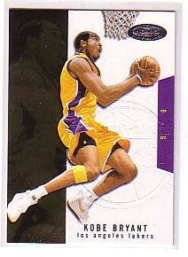 2003-04 Hoops Hot Prospects #32 Kobe Bryant