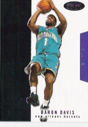 2003-04 Hoops Hot Prospects #41 Baron Davis