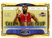 2003-04 Hoops Hot Prospects Cream of the Crop #1 LeBron James