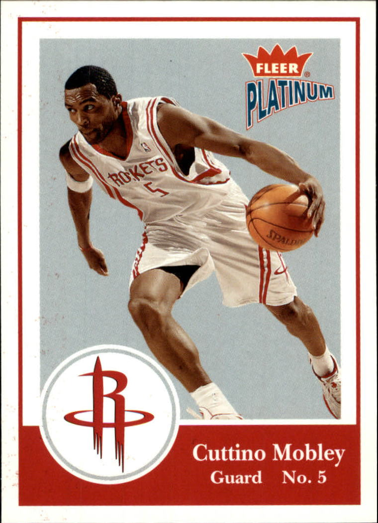 2003-04 Fleer Platinum #27 Cuttino Mobley