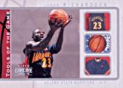 2003-04 Fleer Genuine Insider Tools of the Game #7 Jason Richardson