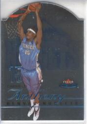 2003-04 Fleer Mystique Die Cut #108 Carmelo Anthony front image
