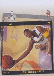 2003-04 Fleer Avant Candid Collection #19 Kobe Bryant
