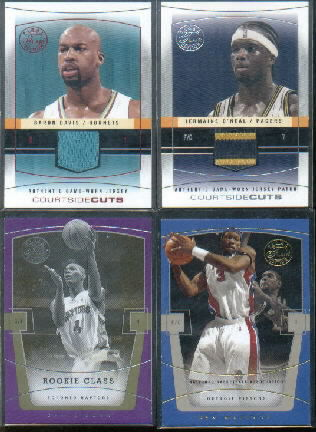 2003-04 Flair Final Edition #66 Chris Bosh RC