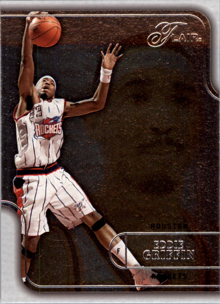 2003-04 Flair #2 Eddie Griffin