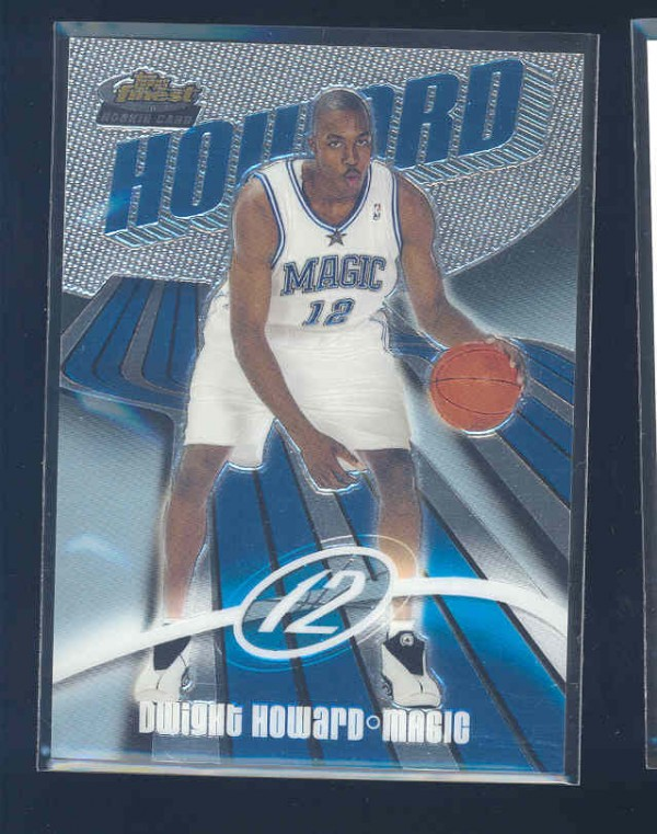 2003-04 Finest #173 Dwight Howard XRC