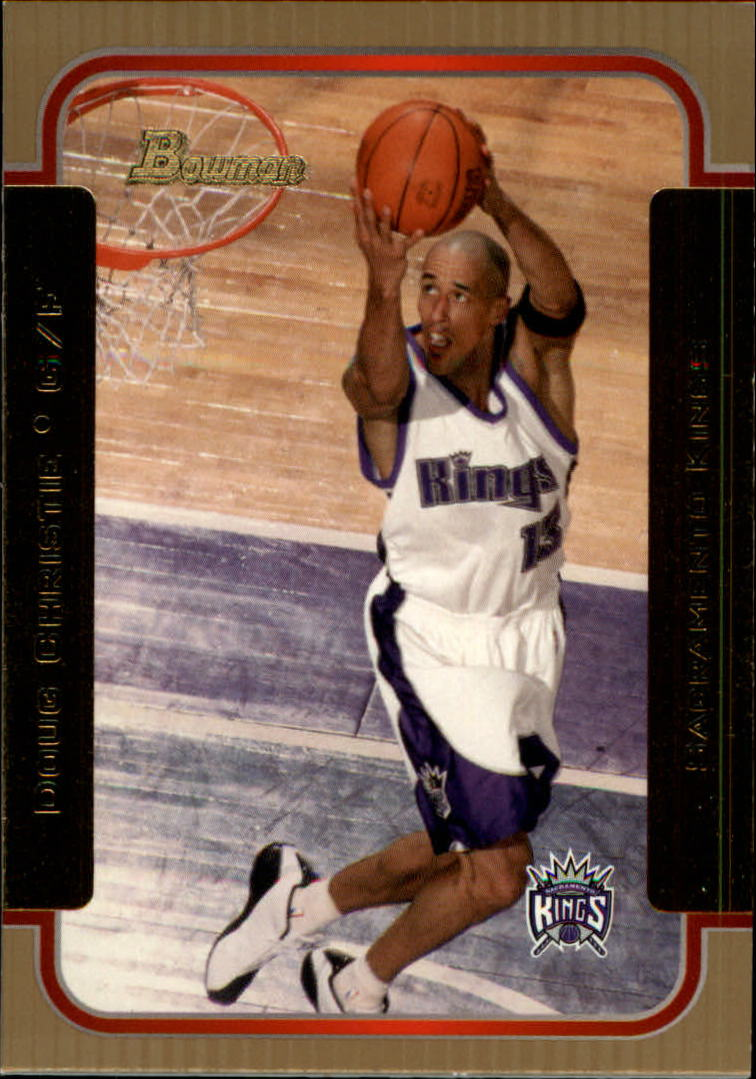 2003-04 Bowman Gold #96 Doug Christie