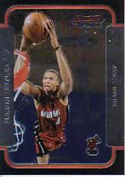 2003-04 Bowman Chrome #16 Caron Butler