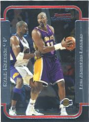 2003-04 Bowman Chrome #32 Karl Malone