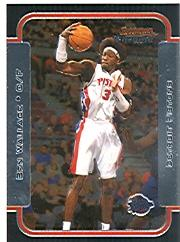 2003-04 Bowman Chrome #43 Ben Wallace