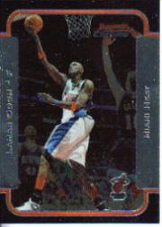 2003-04 Bowman Chrome #44 Lamar Odom